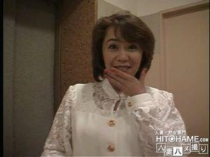 人妻 熟女 3P はめ撮り クラブママ